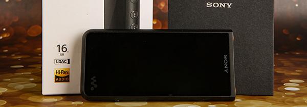 尽享音乐魅力 索尼NW-ZX505音乐播放器图赏
