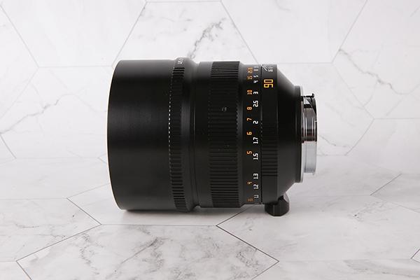 铭匠光学90mm M F1.25镜头图赏